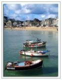 Four in a row!, St. Ives, Cornwall