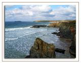 Towards Godrevy, Cornwall
