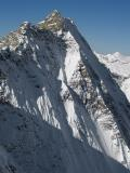 Goode, upper NE Face & Buttress (Goode021505-11adj.jpg)