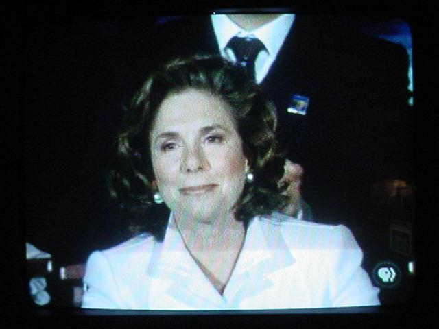 Teresa Heinz Kerry<br>John Kerrys wife