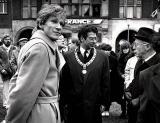 Amsterdams mayor Ed van Thijn