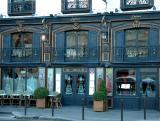 Le café bleu (Paris 06)