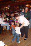 FAMILY DANCING AT DI'S