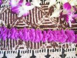 Purple Vanda Lei