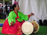 Korean drummer