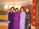 Bốn Cựu nữ sinh Gia Long