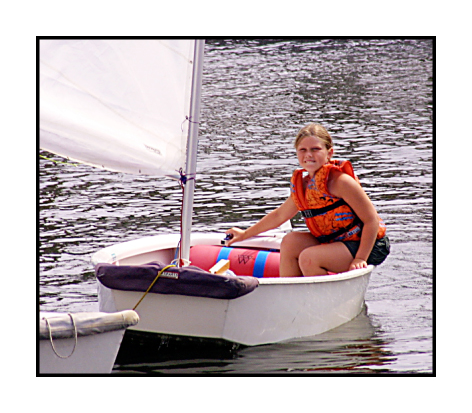 right size boat for children