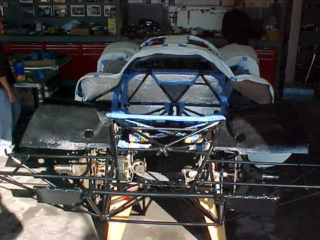 Chassis Rear View