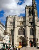 Cathédrale Saint-Etienne, SENS, Burgundy