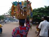 A basketful of stuff, Cotonou