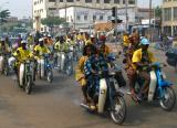 Cotonou public transport, Benin