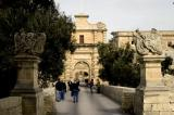 Main gate to Mdina