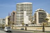 New contstruction along the coast, Beirut