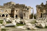 Hexagonal Court, Baalbek