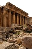 Great Court, Baalbek