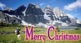 tonquin valley - xmas card