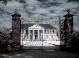 Boone Hall Plantation House IR