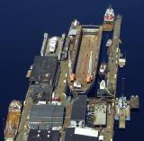 Docks, Long Beach, California