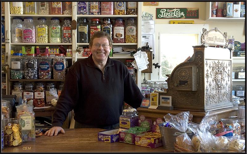 Clayburn Village  Store