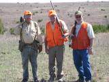 Rough Creek Ranch bird hunting.