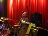 Charades drummer, Alan Stoker
