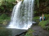 sgwd yr eira waterfall  117