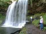 sgwd yr eira waterfall  119