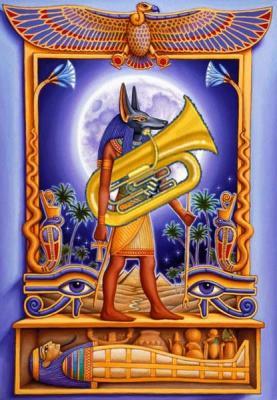 Our Tuba God for 2004, Antubis.bmp