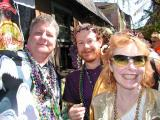 Me, Terry and Mo at Lafitte's.jpg