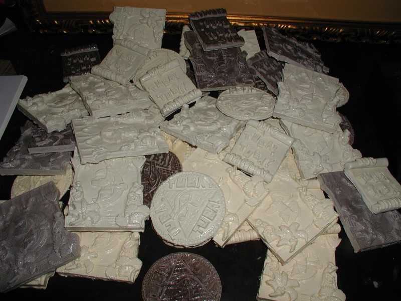 Rough Castings of Our Medallion Offering.jpg
