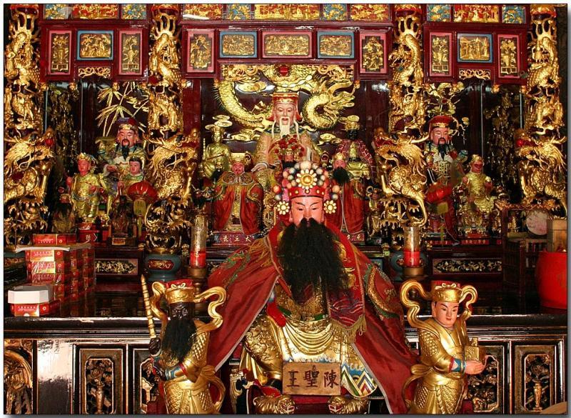 Po Chiak Keng Taoist Temple