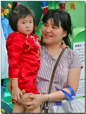Proud Mom, Chinese New Year
