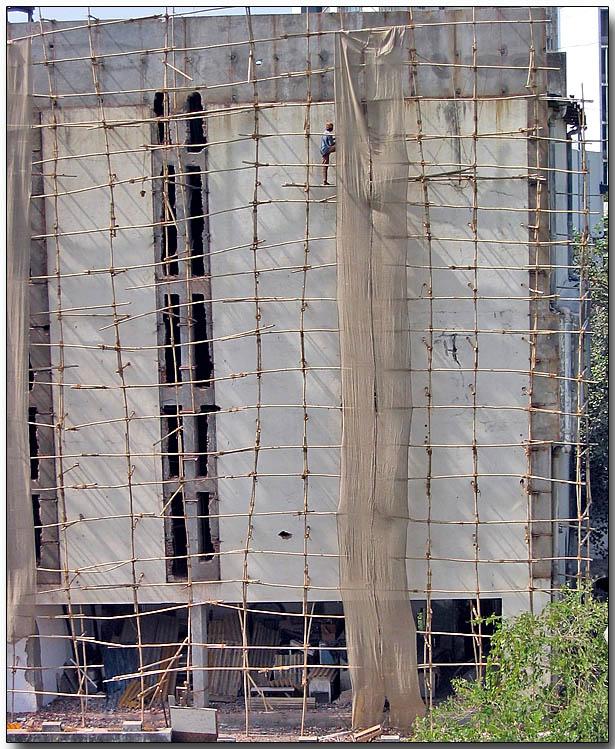 Risky business - Bombay