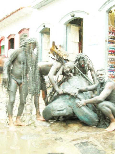 Carnavalismo in Paraty