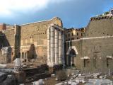 The last standing walls of the Roman Forum.JPG