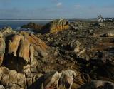 Les rochers de St-Guénolé