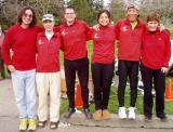 The fun continues...Team ChiliChuckanut 50K, Bellingham, WA03.13.2004(JU)