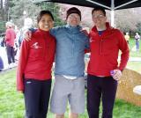 Jenny, Craig & CharlieChuckanut 50K(JU)