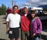 Tony C, Glenn & Kat Bahramian