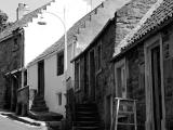 Crail Cottages View bw