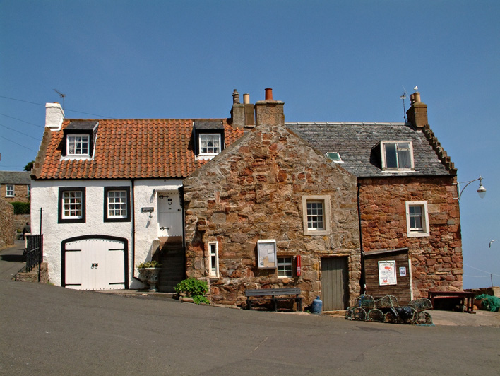 The Peppers and Lobster Shop Crail