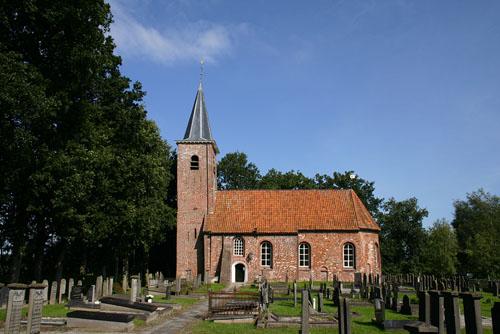Marum - Romaanse kerk