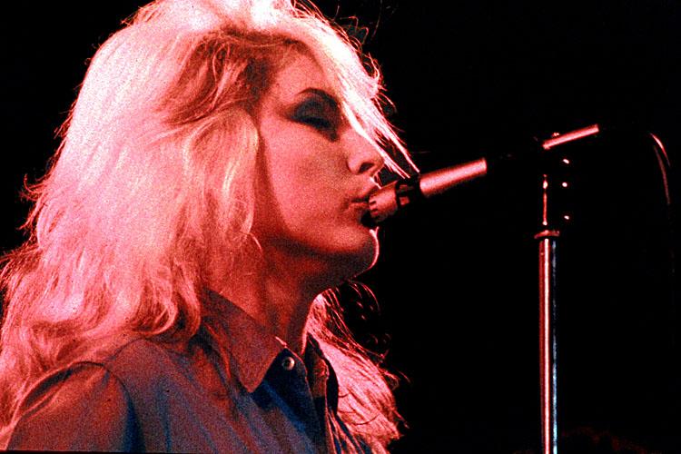 Deborah Harry/Blondie