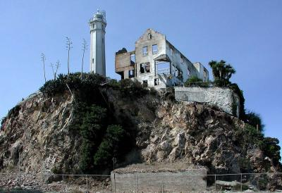 Alcatraz Wardens House
