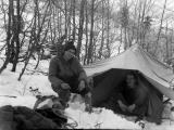 1962 Camping au Bois des Cretets à Gourette - JMO et Hervé Butel