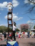 Balancing Act, France Showcase