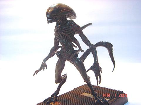 Aliens new warrior