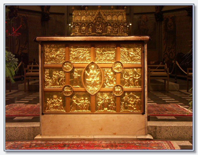 Palatine Chapel, Aachen Cathedral