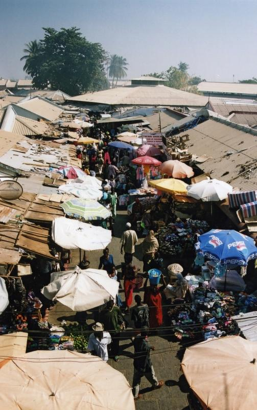 Banjul markets