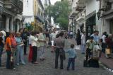 San Telmo street festival